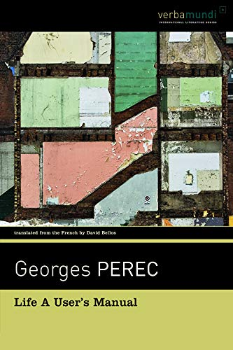 Life: A User's Manual: Perec,Georges.Trans by David
