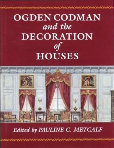 9780879237776: Ogden Codman and the Decoration of Houses