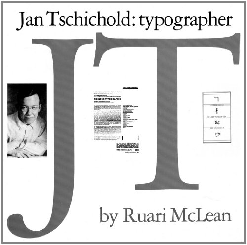 9780879238414: Jan Tschichold: Typographer