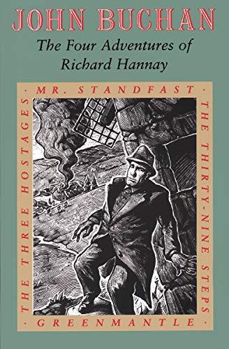 The Four Adventures of Richard Hannay: The: John Buchan
