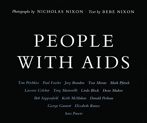 9780879238865: People With AIDS (Imago Mundi)