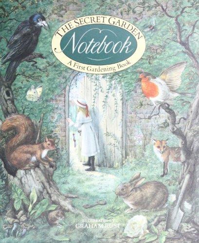 9780879238902: Secret Garden Notebook: A Gardening Book for Children (First Gardening Book)