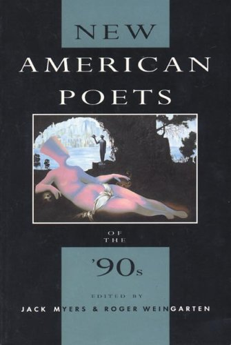 9780879239077: New American Poets of the '90s