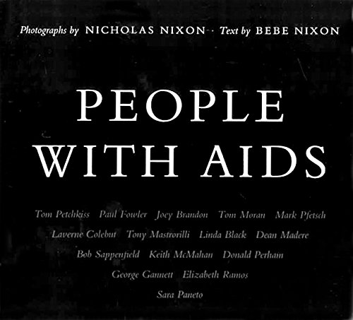 9780879239084: People With AIDS