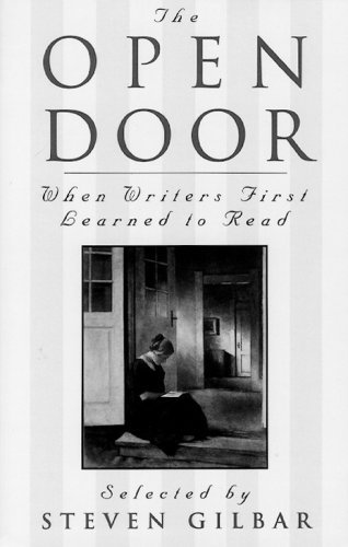 9780879239213: The Open Door: When Writers First Learned to Read