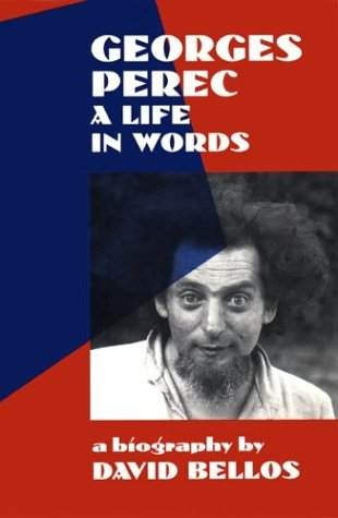 9780879239800: Georges Pereclife in Words: A Life in Words : a Biography
