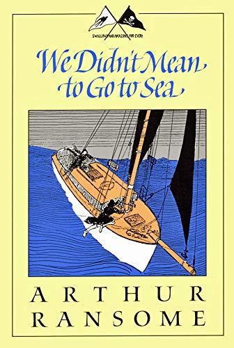 9780879239916: We Didnt Mean to Go to Sea (Godine Storyteller)