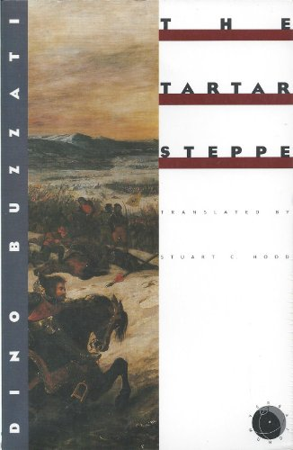 9780879239923: Tartar Steppe (Verba Mundi)