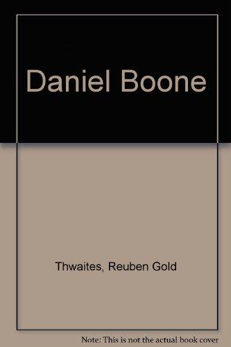 9780879280840: Daniel Boone