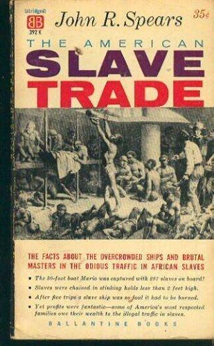 9780879281236: The American Slave Trade