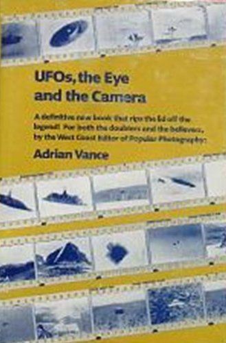 9780879290467: Ufo'S, the Eye and the Camera