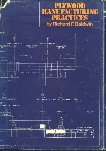 9780879300302: Plywood manufacturing practices