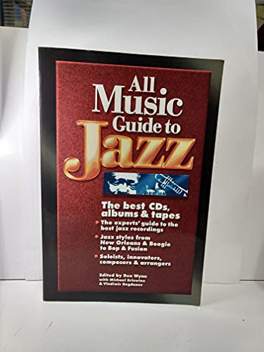 9780879303082: All Music Guide to Jazz: The Best CDs, Albums and Tapes