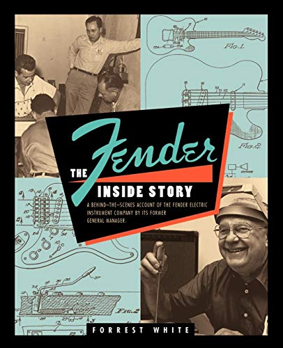 9780879303099: Fender: The Inside Story
