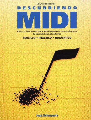 9780879303730: Descubriendo MIDI: Secillo, Practico, and Innovativo