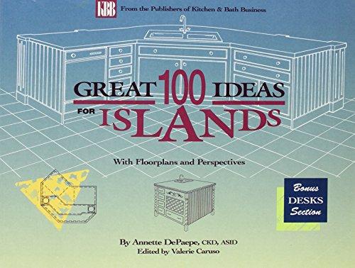 Great 100 Ideas for Islands: Depaepe, Annette M.