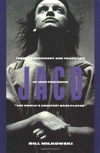 9780879304263: Jaco: The Extraordinary and Tragic Life of Jaco Pastorius