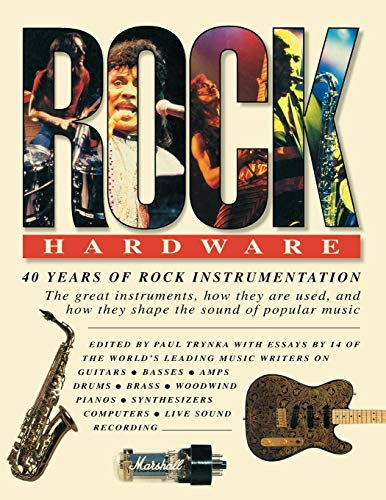 9780879304287: Rock Hardware: The Basics and Beyond - Chords, Scales, Tunes and Tips