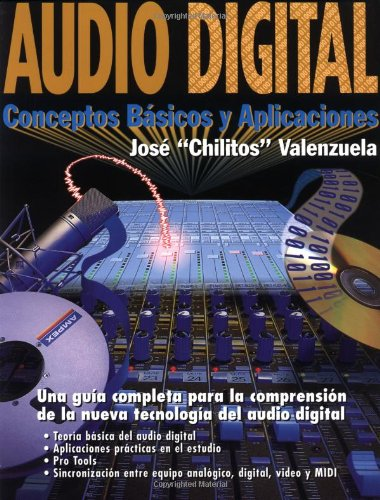 9780879304300: Audio Digital: Conceptos Basicos y Aplicaciones
