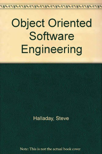 9780879304461: Object Oriented Software Engineering