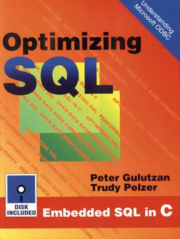 9780879304485: Optimizing SQL