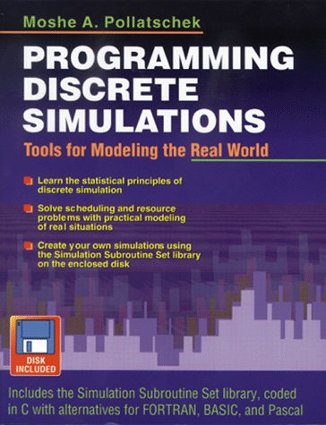 9780879304492: Programming Discrete Solutions: Tools for Modelling the Real World with 3.5 Disk