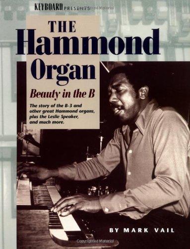 The Hammond Organ: Mark Vail