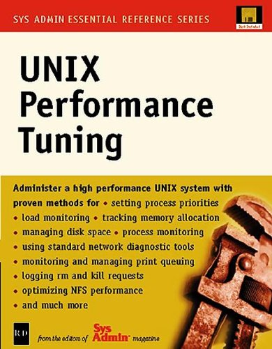 9780879304706: UNIX Performance Tuning (Sys Admin-Essential Reference Series)