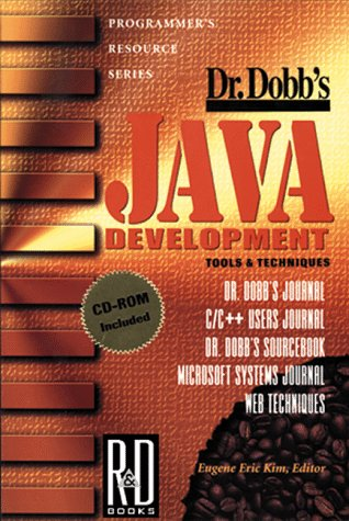 9780879304997: Dr Dobb's Java Development; Tools and Techniques