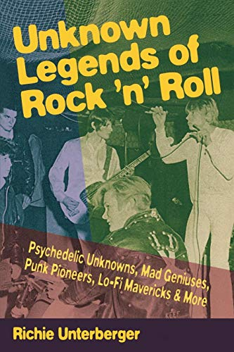 9780879305345: Unknown Legends of Rock 'n' Roll