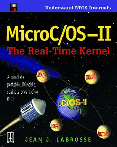 9780879305437: MicroC/OS-II: The Real-Time Kernel