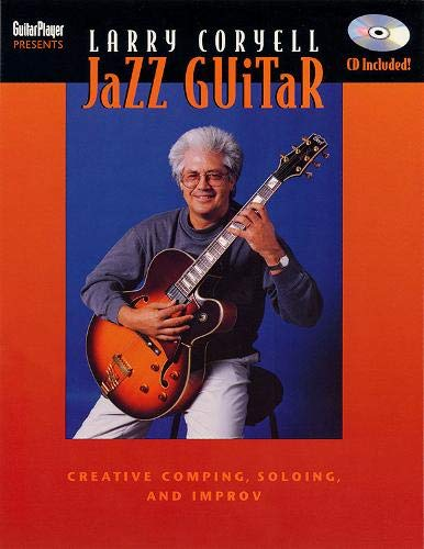 9780879305505: Jazz Guitar: Creative Comping, Soloing, and Improv