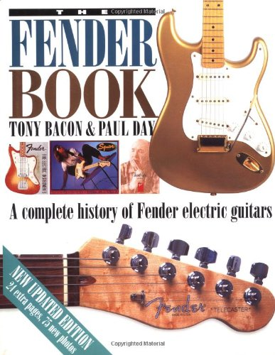 9780879305543: The Fender Book: A Complete History of Fender Electric Guitars, 2nd Edition