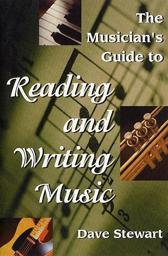 9780879305703: The Musician's Guide to Reading & Writing Music 2nd Ed.