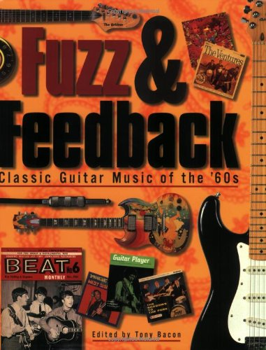 9780879306120: Fuzz & Feedback: Classic Guitar Music of the '60s