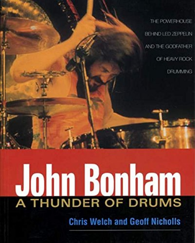 9780879306588: John Bonham: A Thunder of Drums