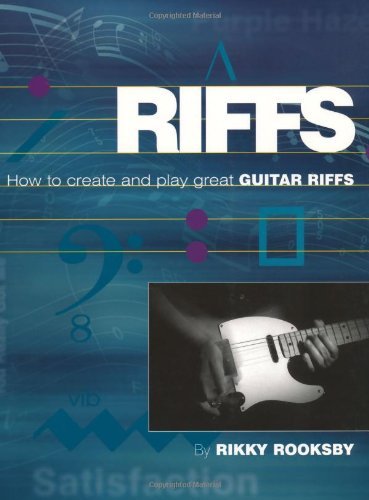 9780879307103: Riffs - How to Create and Play Great Guitar Riffs Book/CD