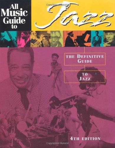 9780879307172: All Music Guide to Jazz : The Definitive Guide to Jazz Music