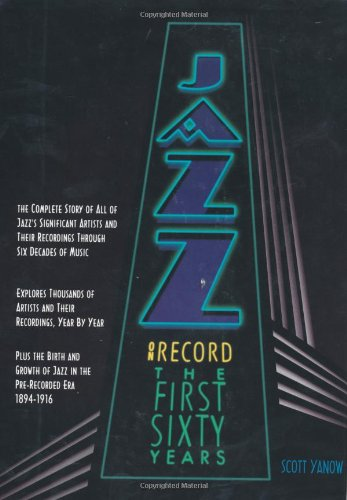 9780879307554: Jazz on Record - The First Sixty Years