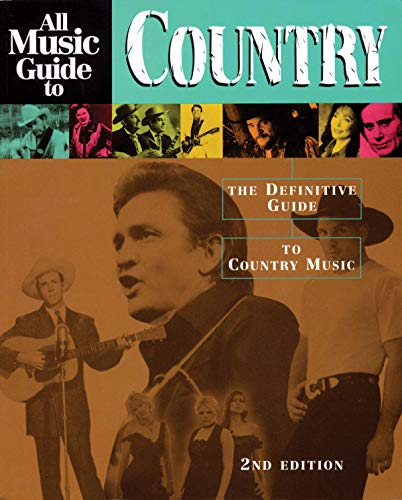 9780879307608: All Music Guide to Country: The Definitive Guide to Country Music