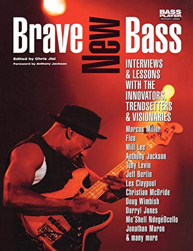 Brave New Bass: Interviews and Lessons with: Jisi, Chris