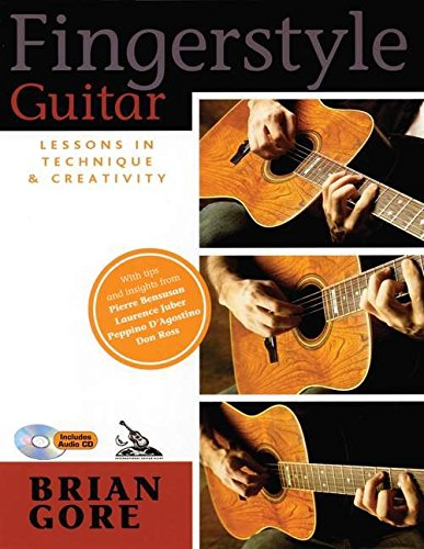 9780879308124: Fingerstyle Guitar: Lessons in Technique and Creativity
