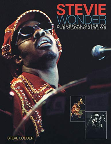 9780879308216: Stevie Wonder - A Musical Guide to the Classic Albums (Book)