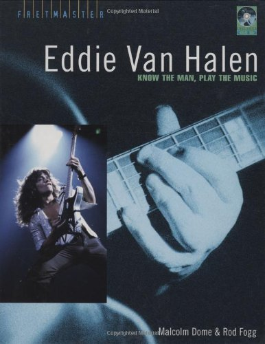 9780879308384: Eddie Van Halen - Know the Man, Play the Music (Fretmaster)