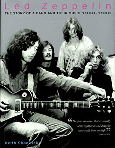 9780879308711: Led Zeppelin, 1968-1980: The story of a band and their music