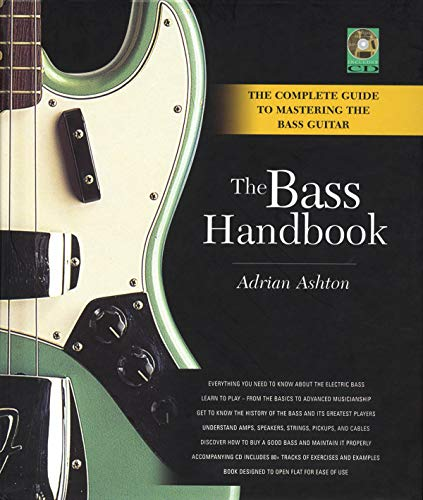 9780879308728: The Bass Handbook: A Complete Guide for Mastering the Bass Guitar