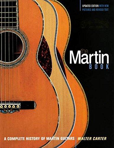9780879308872: Martin Book: A Complete History of Martin Guitars