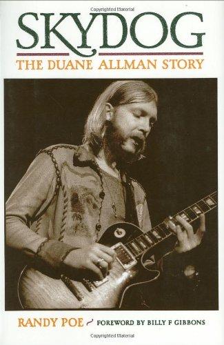 9780879308919: Skydog - The Duane Allman Story