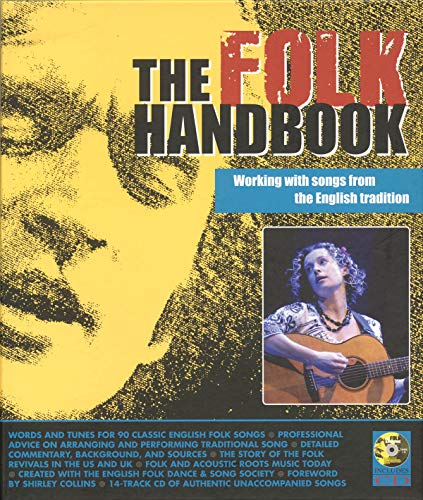 9780879309015: The Folk Handbook: Working with Songs from the English Tradition