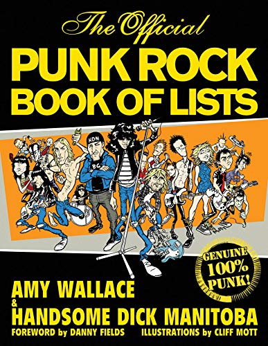 9780879309190: The Official Punk Rock Book of Lists